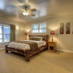 Big Leaf Maple Room - Master suite