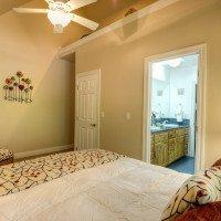 Cedar Sapling  bed reverse